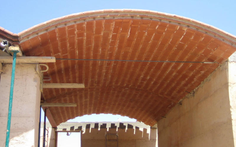 Catalan Vault Quick Setting Natural Hydraulic Cement